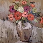 """""""Spring Bouquet""""   40x40"""